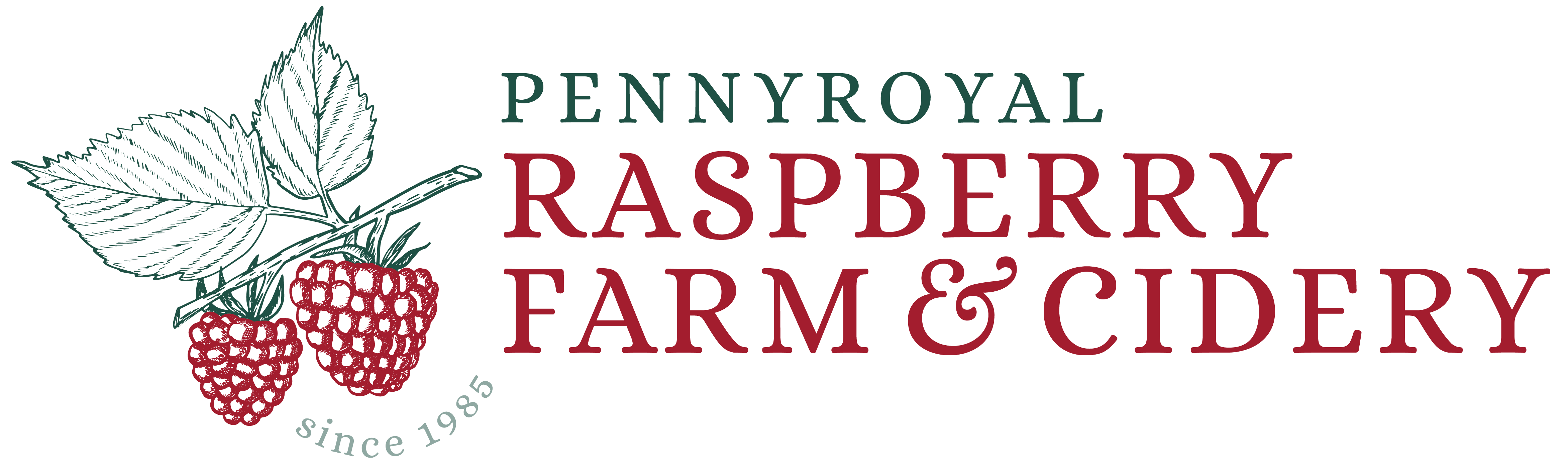 Pennyroyal Raspberry Farm & Cidery